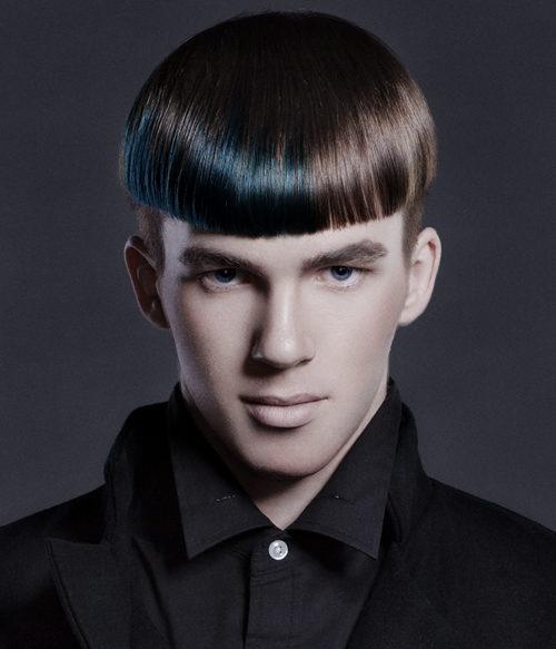 мужская причёска фото