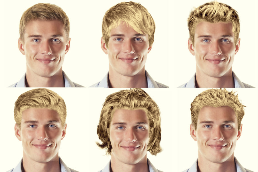 Как подобрать стрижку мужчине по типу лица