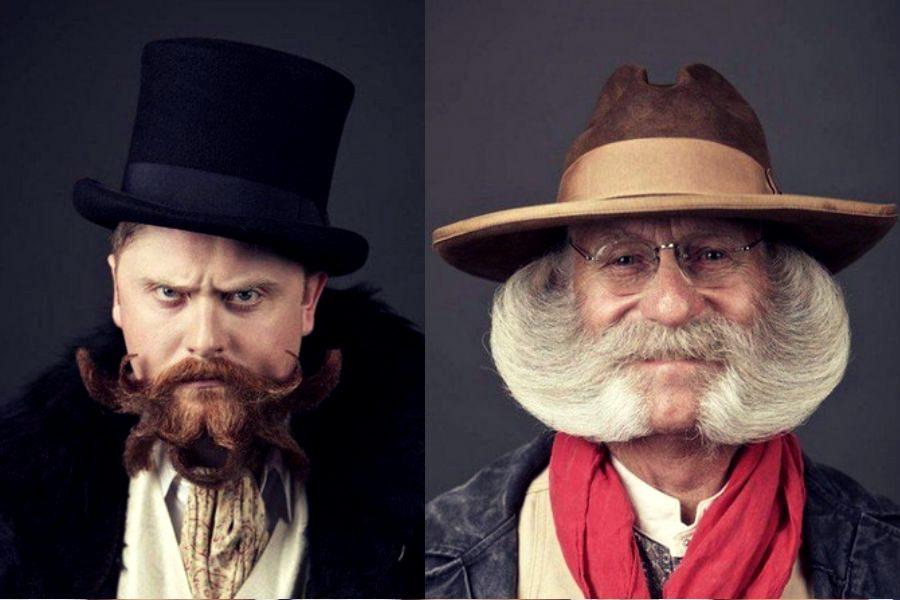 Чемпионат мира по бороде и усам